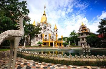 Vietnam south